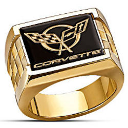 Men's Corvette Classic Ring