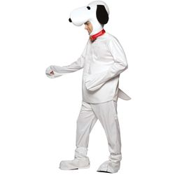 Adult Snoopy Costume