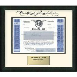 Aeropostale Stock Certificate