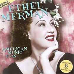 Ethel Merman CD