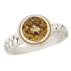 Balissima Calypso Citrine Ring