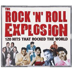 The Rock 'n Roll Explosion CD Set