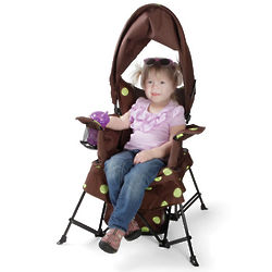 Growing Child's Adjustable Folding Chair