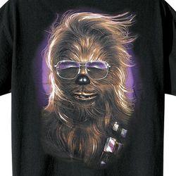 Chewbacca Aviator Shirt