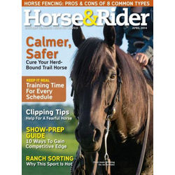 Horse & Rider 12-Issue Magazine Subscription