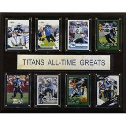Tennessee Titans All-Time Greats Plaque