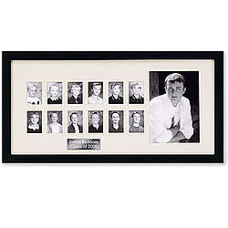 Personalized Through the Years Photo Frame