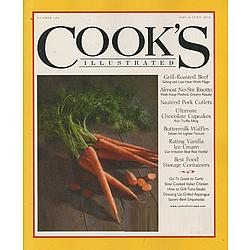 Cook's Illustrated Magazine Subscription
