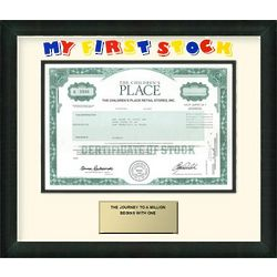 Children's Place Stock Certificate