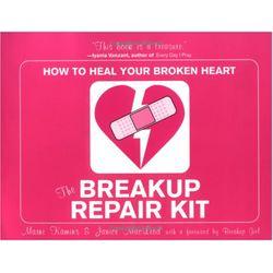 The Breakup Repair Kit: How to Heal Your Broken Heart Book
