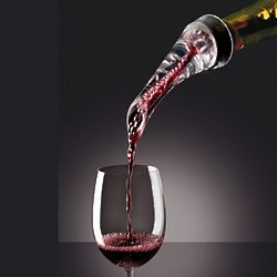 Essence Pourer and Wine Aerator with Stand