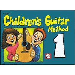 Mel Bay Children's Guitar Method Book and CD