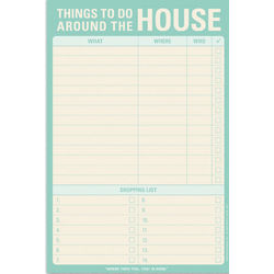 Things to Do Around the House Pad