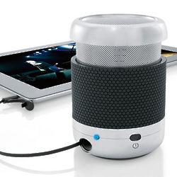 Mobile Mini Speaker with Black Grip