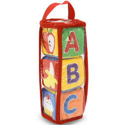 Melissa and Doug Soft ABC Blocks
