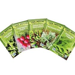 Winter Garden 5 Pack of Seeds Gift Box Collection