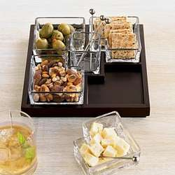 Cubist Appetizer Serving Set