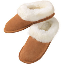 Shearling Slippers for Men