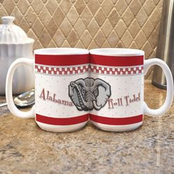 University of Alabama Gameday Mug Set