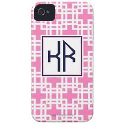 Cross my Heart Cell Phone Case