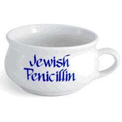 Personalized Jewish Penicillin Soup Mug