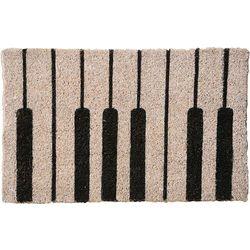 Keyboard Coir Doormat