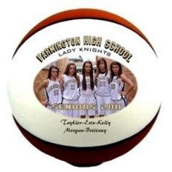 Mini Team Photo Basketball