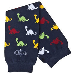 Organic Little Foot Dinosaur Leg Warmers