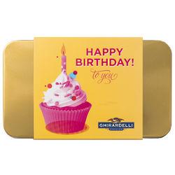 Happy Birthday Chocolates Gift Tin
