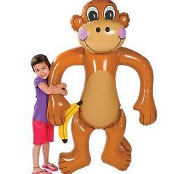 Jumbo Inflatable Monkey