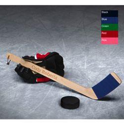 Personalized Wooden Keepsake Hockey Stick