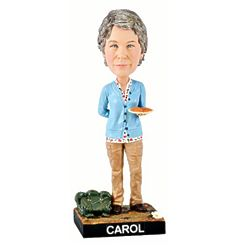The Walking Dead Carol Collectible Bobblehead Figurine