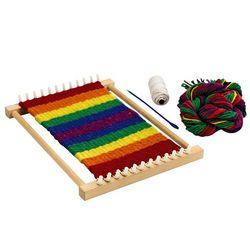 Small Peg Loom