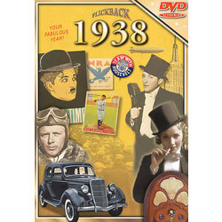 1938 Your Fabulous Year! DVD