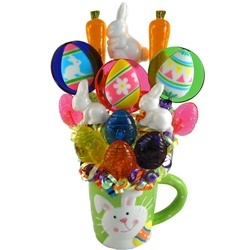 Easter Wishes Lollipop Bouquet