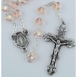Rose Heart Rosary