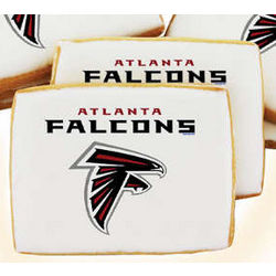 Atlanta Falcons Cookies