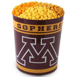 University of Minnesota 3-Way Popcorn Tin