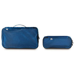 Suitcase Packing Mesh Travel Tubes