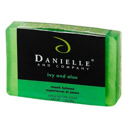 Ivy and Aloe Organic Travel Bar Soap