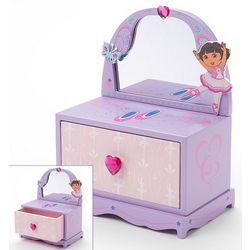 Dora the Explorer Ballerina Vanity Jewelry Box