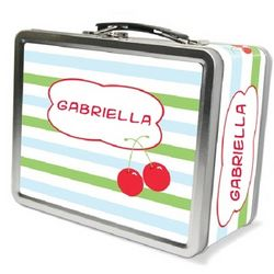 Cherries Lunch Box