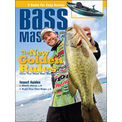 Bassmaster Magazine 9-Issue Subscription