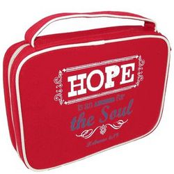 Hope is an Anchor for the Soul Bible Cover