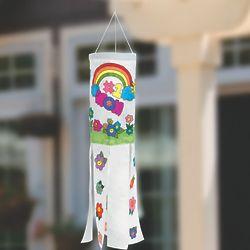 DIY Mother's Day Windsocks
