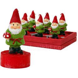 Garden Gnome Tea Lights