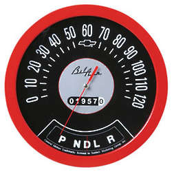 Chevrolet Bel Air Outdoor Thermometer