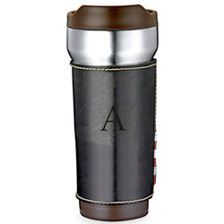 St. Louis Ultrahyde Leather Wrap Office Tumbler