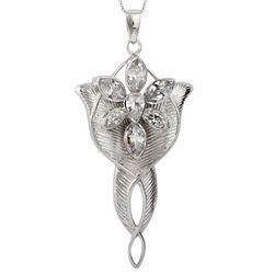 The Arwen EvenStar Inspired Lord of the Rings Pendant