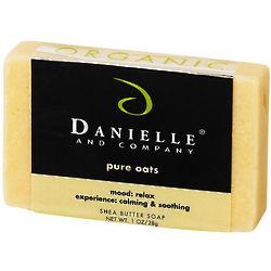 Pure Oats Organic Travel Bar Soap